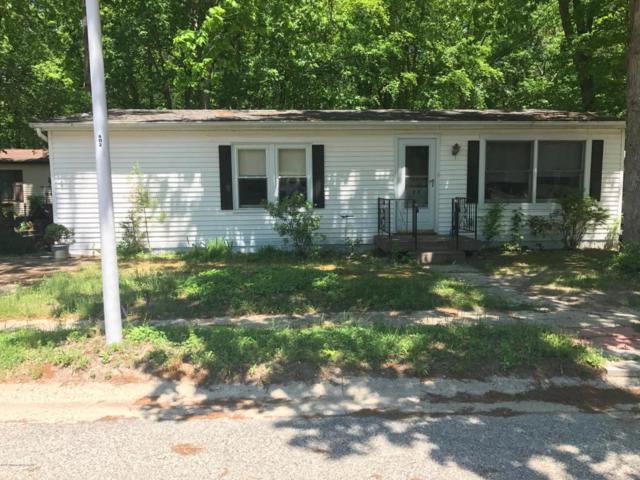 21 Rose Drive, Jackson, NJ 08527 (MLS #21721589) :: The Dekanski Home Selling Team