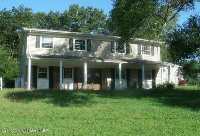 38 Livingston Drive, Howell, NJ 07731 (MLS #21721651) :: The Dekanski Home Selling Team