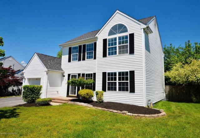 46 Grand Teton Avenue, Howell, NJ 07731 (MLS #21721667) :: The Dekanski Home Selling Team