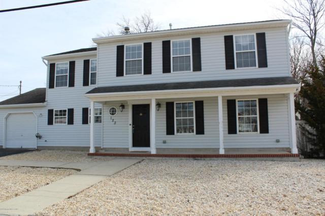 123 Mathis Drive, Brick, NJ 08723 (MLS #21721680) :: The Dekanski Home Selling Team