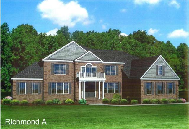 210 Savannah Court, Marlboro, NJ 07746 (MLS #21721697) :: The Dekanski Home Selling Team