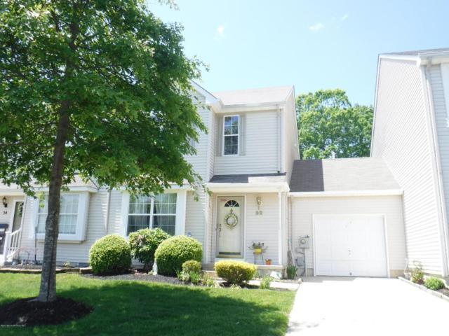 32 Timberline Drive, Little Egg Harbor, NJ 08087 (MLS #21721750) :: The Dekanski Home Selling Team