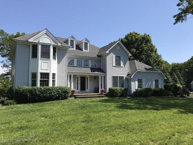 1400 Crabapple Drive, Manasquan, NJ 08736 (MLS #21721764) :: The Dekanski Home Selling Team