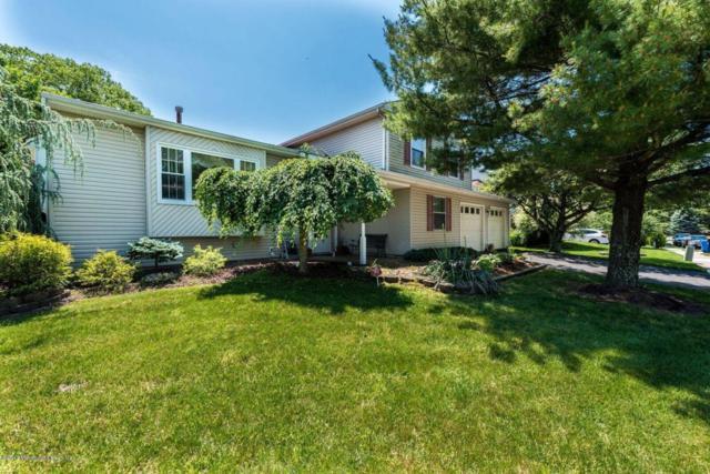 1 Cove Court, Howell, NJ 07731 (MLS #21721777) :: The Dekanski Home Selling Team