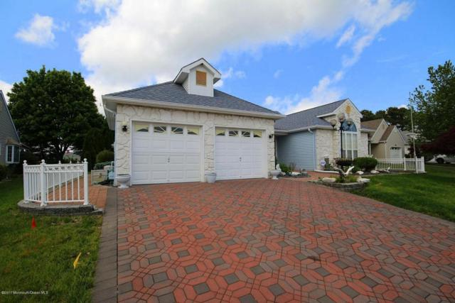 12 Newbury Court, Toms River, NJ 08757 (MLS #21721796) :: The Dekanski Home Selling Team