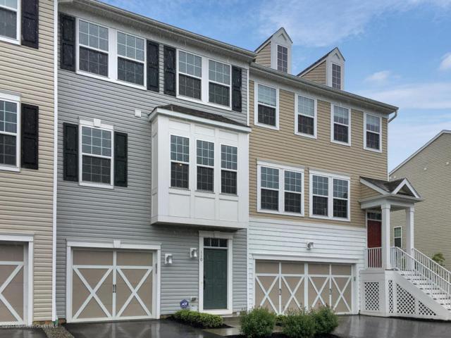 110 Halliard Drive #805, Eatontown, NJ 07724 (MLS #21721832) :: The Dekanski Home Selling Team
