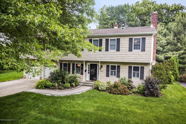 345 Fair Haven Road, Fair Haven, NJ 07704 (MLS #21721874) :: The Dekanski Home Selling Team