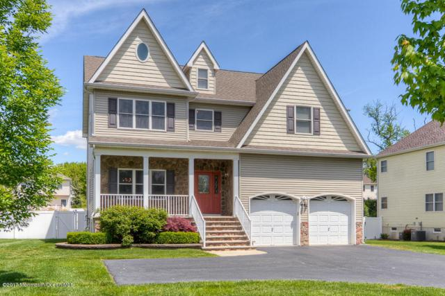 441 Middle Road, Hazlet, NJ 07730 (MLS #21721897) :: The Dekanski Home Selling Team
