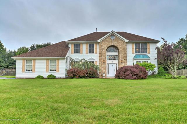 15 Horse Shoe Lane, Freehold, NJ 07728 (MLS #21721925) :: The Dekanski Home Selling Team