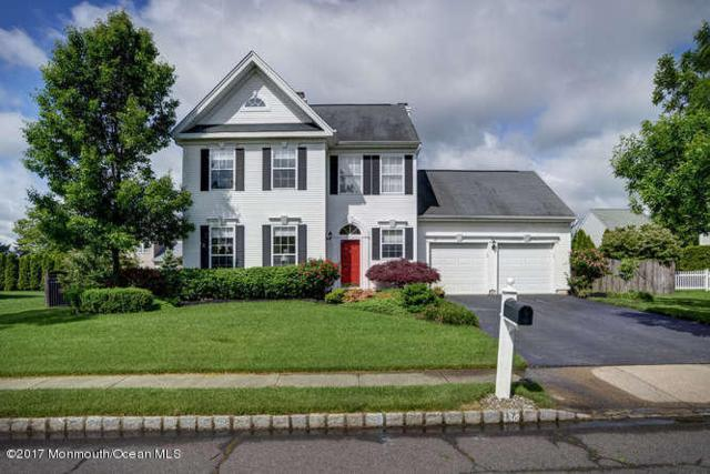 17 Saint Johns Drive, Freehold, NJ 07728 (MLS #21721967) :: The Dekanski Home Selling Team