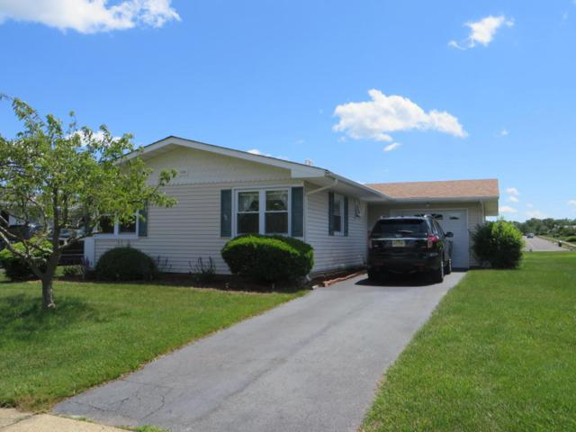 160 Clay Circle, Brick, NJ 08724 (MLS #21722008) :: The Dekanski Home Selling Team