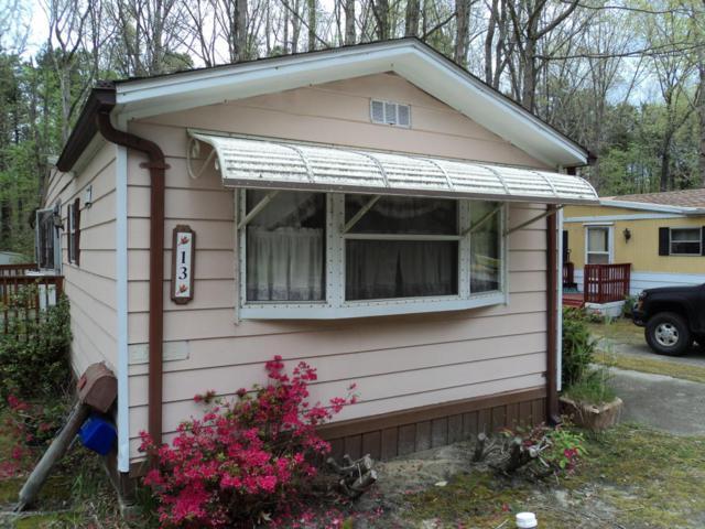13 Rose Drive, Jackson, NJ 08527 (MLS #21722069) :: The Dekanski Home Selling Team