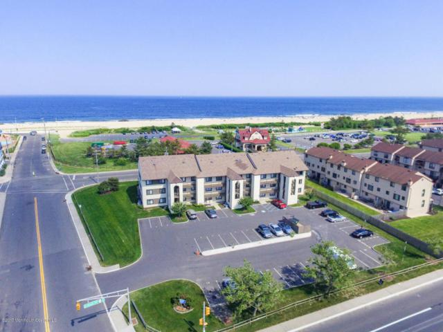 340 Ocean Avenue 3E, Long Branch, NJ 07740 (MLS #21722116) :: The Dekanski Home Selling Team