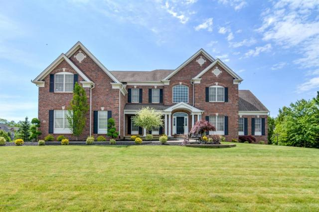 11 Genek Court, Freehold, NJ 07728 (MLS #21722199) :: The Dekanski Home Selling Team