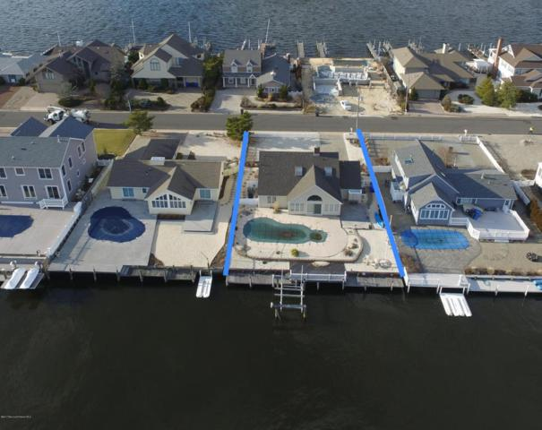 208 Curtis Point Drive, Mantoloking, NJ 08738 (MLS #21722276) :: The Dekanski Home Selling Team