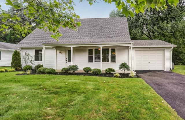 81 Fordham Drive, Aberdeen, NJ 07747 (MLS #21722279) :: The Dekanski Home Selling Team