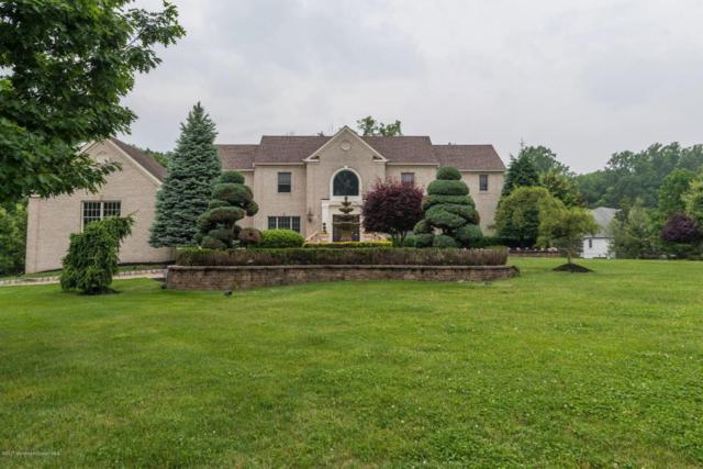 125 Laredo Drive, Morganville, NJ 07751 (MLS #21722280) :: The Dekanski Home Selling Team