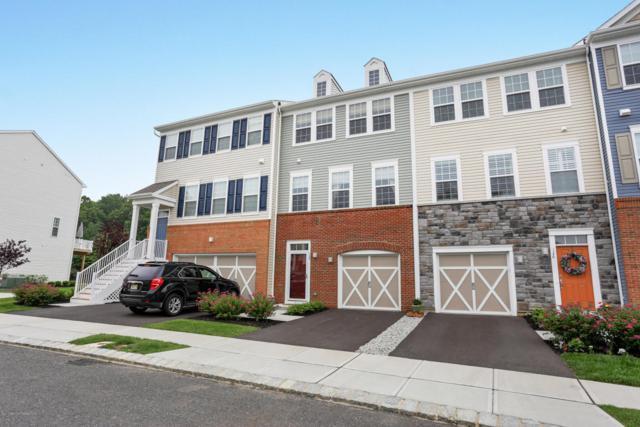 124 Waypoint Drive, Eatontown, NJ 07724 (MLS #21722384) :: The Dekanski Home Selling Team
