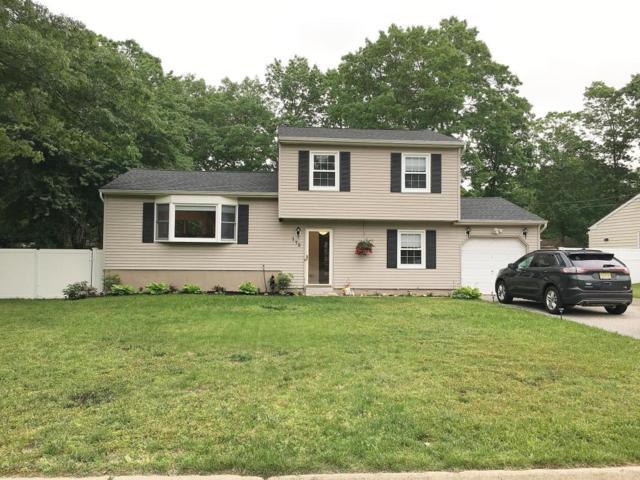 175 Pheasant Drive, Bayville, NJ 08721 (MLS #21722408) :: The Dekanski Home Selling Team