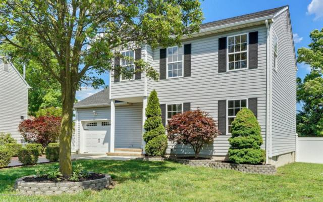 55 Red Maple Drive, Brick, NJ 08724 (MLS #21722452) :: The Dekanski Home Selling Team