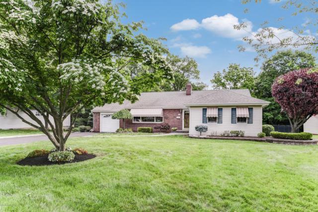 157 Rutledge Drive, Middletown, NJ 07748 (MLS #21722485) :: The Dekanski Home Selling Team