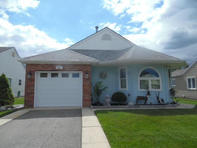 65 Trent Drive, Toms River, NJ 08757 (MLS #21722512) :: The Dekanski Home Selling Team