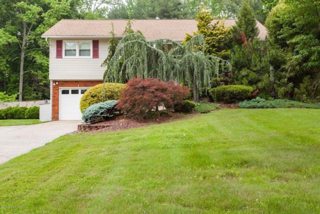 113 Old Queens Boulevard, Manalapan, NJ 07726 (MLS #21722632) :: The Dekanski Home Selling Team