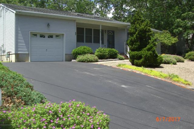 607 Center Street, Forked River, NJ 08731 (MLS #21722640) :: The Dekanski Home Selling Team