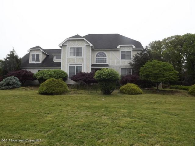 30 Highland Ridge Road, Englishtown, NJ 07726 (MLS #21722641) :: The Dekanski Home Selling Team