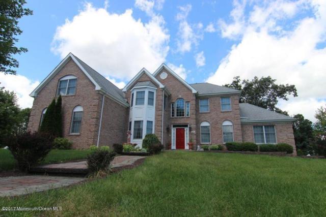 17 Salvatore Drive, Lakewood, NJ 08701 (MLS #21722673) :: The Dekanski Home Selling Team
