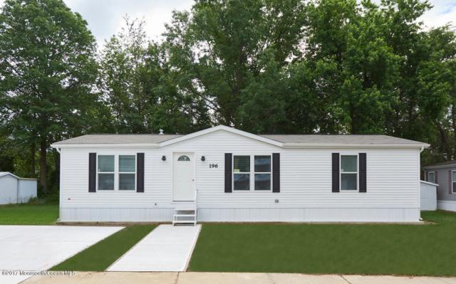 196 Farm Road, Freehold, NJ 07728 (MLS #21722682) :: The Dekanski Home Selling Team