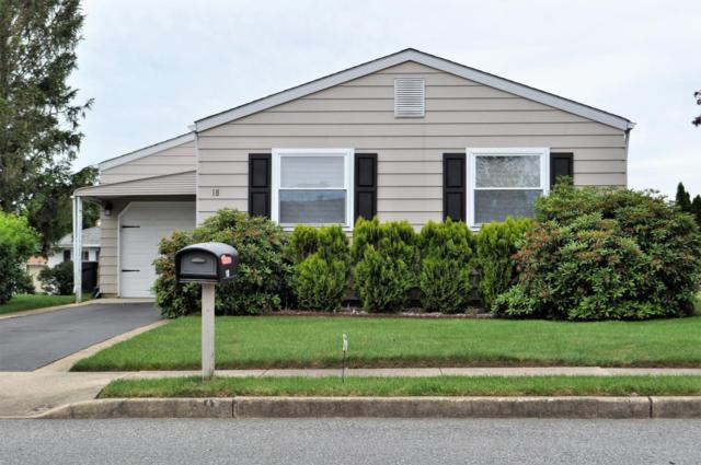 18 Van Gogh Street, Toms River, NJ 08757 (MLS #21722694) :: The Dekanski Home Selling Team