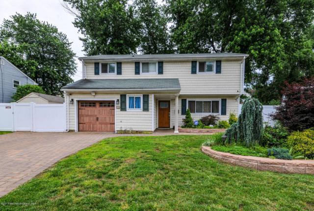 31 Hemlock Street, Hazlet, NJ 07730 (MLS #21722703) :: The Dekanski Home Selling Team