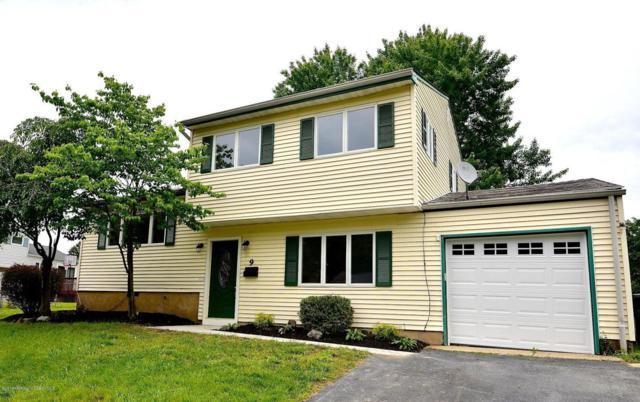 9 Michigan Avenue, Hazlet, NJ 07730 (MLS #21722706) :: The Dekanski Home Selling Team