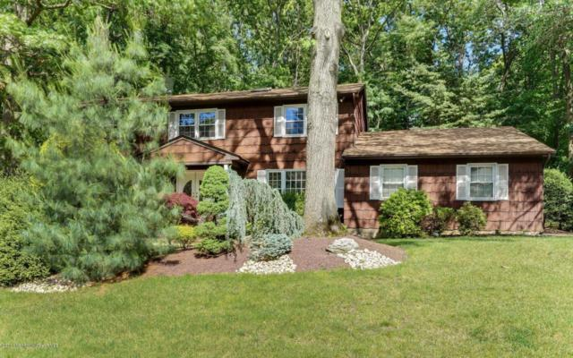 8 Churchill Court, Morganville, NJ 07751 (MLS #21722708) :: The Dekanski Home Selling Team