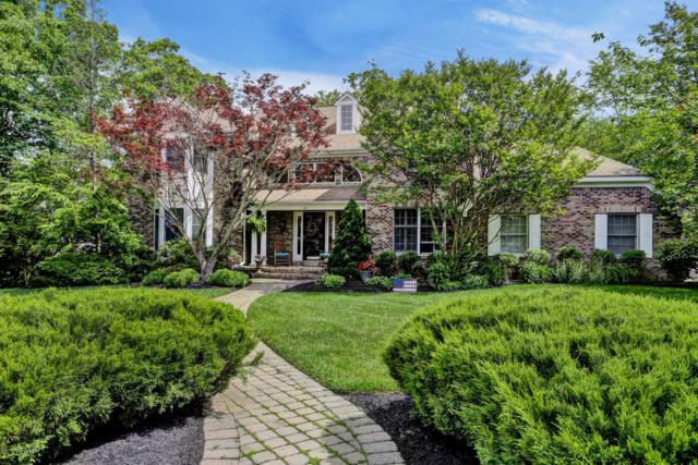 1406 Crabapple Drive, Wall, NJ 08736 (MLS #21722764) :: The Dekanski Home Selling Team