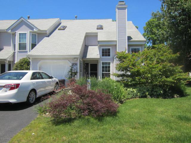 231 Daffodil Drive, Freehold, NJ 07728 (MLS #21722782) :: The Dekanski Home Selling Team