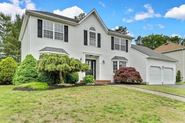 31 Cambridge Drive, Howell, NJ 07731 (MLS #21722809) :: The Dekanski Home Selling Team