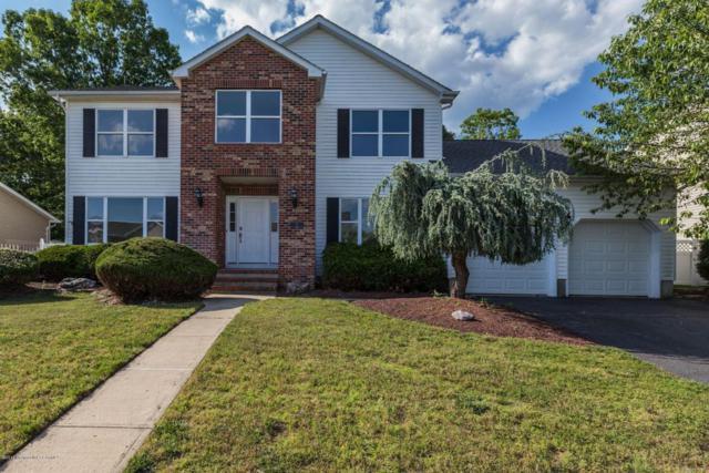3 Abraham Drive, Howell, NJ 07731 (MLS #21722877) :: The Dekanski Home Selling Team