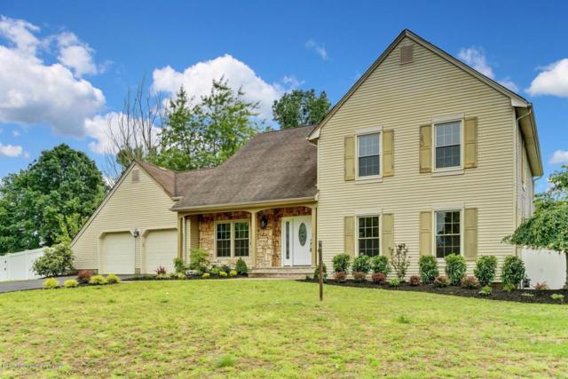 17 Weathervane Way, Marlboro, NJ 07746 (MLS #21722896) :: The Dekanski Home Selling Team
