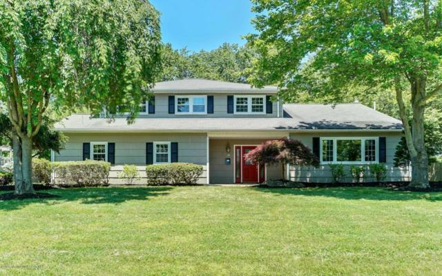 150 Coachman Drive N, Freehold, NJ 07728 (MLS #21722899) :: The Dekanski Home Selling Team
