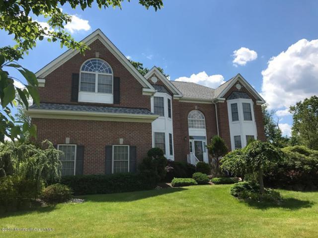 207 Independence Way, Morganville, NJ 07751 (MLS #21722926) :: The Dekanski Home Selling Team