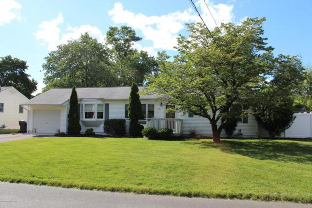 127 Birchwood Drive, Brick, NJ 08723 (MLS #21722927) :: The Dekanski Home Selling Team