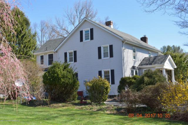 210 Ballantine Road, Middletown, NJ 07748 (MLS #21722949) :: The Dekanski Home Selling Team