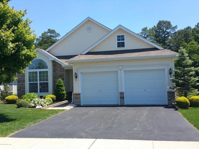 310 Damiano Way, Lakewood, NJ 08701 (MLS #21723022) :: The Dekanski Home Selling Team