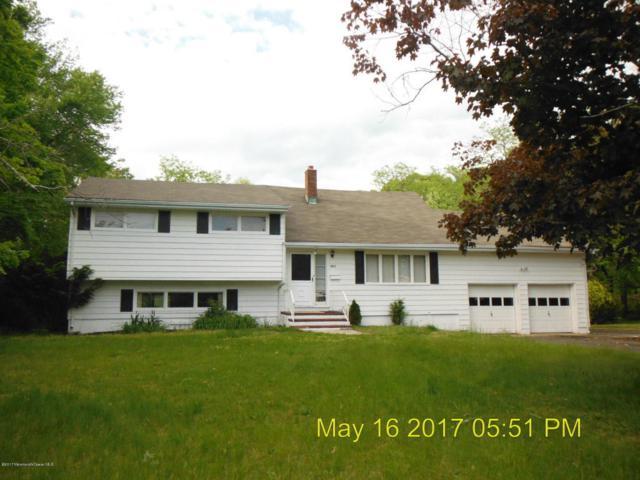 103 Glenwood Drive, Tinton Falls, NJ 07724 (MLS #21723076) :: The Dekanski Home Selling Team