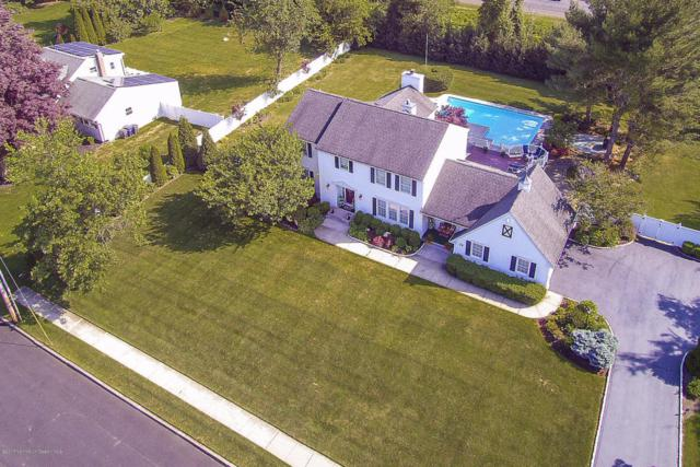 75 Four Winds Drive, Middletown, NJ 07748 (MLS #21723140) :: The Dekanski Home Selling Team