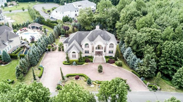 310 Sinclair Court, Morganville, NJ 07751 (MLS #21723160) :: The Dekanski Home Selling Team