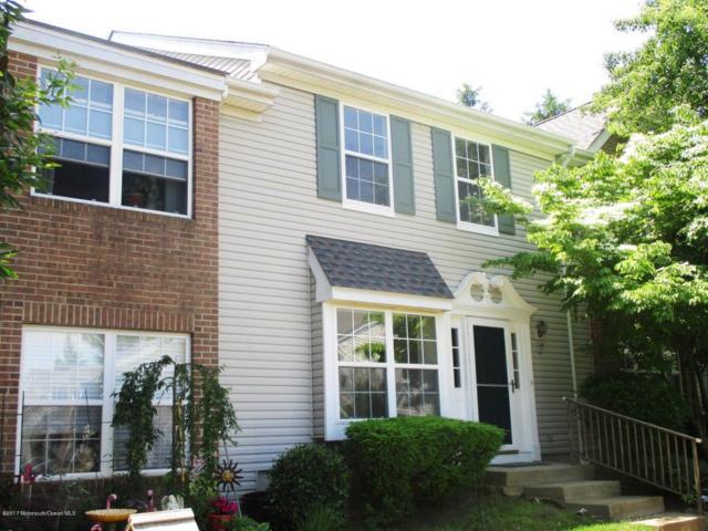 17 Gloucester Court #7, Freehold, NJ 07728 (MLS #21723178) :: The Dekanski Home Selling Team