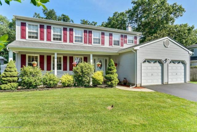 138 Huddy Drive, Toms River, NJ 08755 (MLS #21723179) :: The Dekanski Home Selling Team
